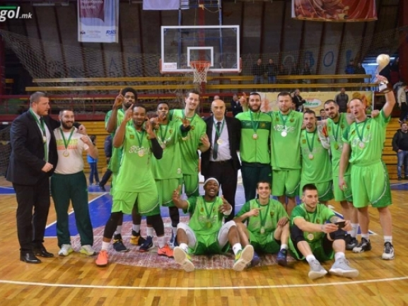 A former champion is back in the Balkan League