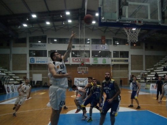 Photo-gallery from the game MKK Feni Industries - SK Tirana