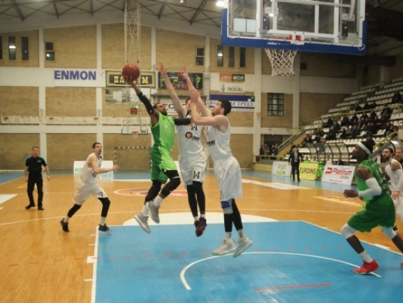 Photo-gallery from the game MKK Feni Industries - BC Beroe