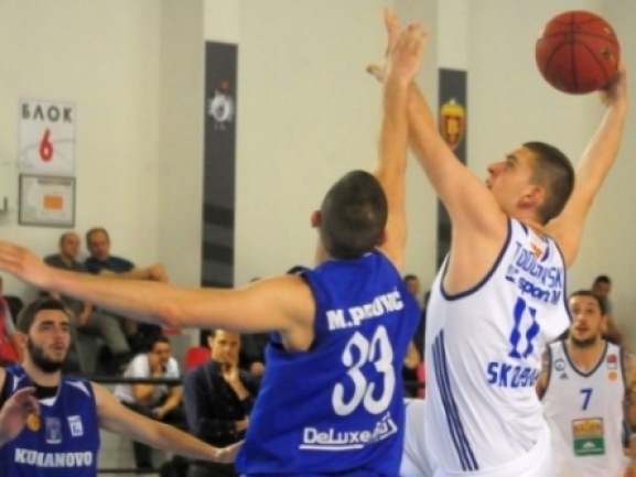 Domestic leagues: Kumanovo was defeated in the semifinals