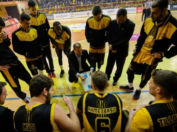 Second quarter comeback lifts Peja over Kumanovo