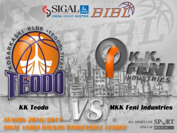 Teodo hosting Feni in a battle for the semifinal