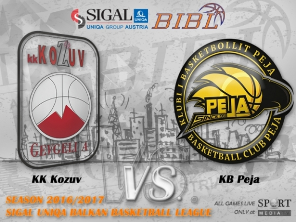 Kozuv and Peja to decide the last team in the Top 4