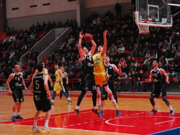 Photo-gallery from the game KK Teodo - MKK Feni Industries