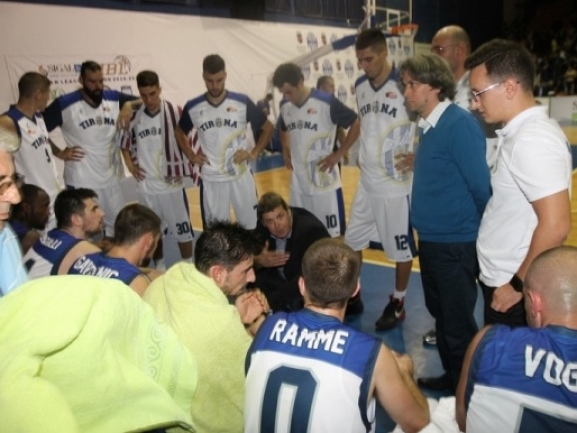 Domestic leagues: Tirana won the first final