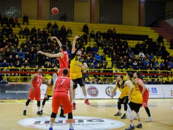 Kozuv wins, but Peja still takes the last BIBL semifinal spot