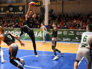 Domestic leagues: Academic Plovdiv scores 16 triples to start the season strong