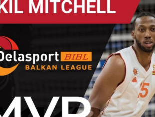 The Delasport Balkan League MVP of October is...
