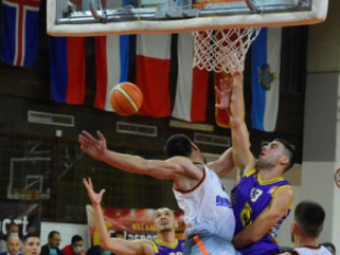 Photo-gallery from the game KK Teodo - BC Akademik Plovdiv