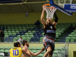 Check out the best pictures from the game Akademik Plovdiv - KK Teodo