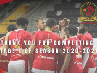 Delasport BIBL: Thank you, Hapoel Haifa!