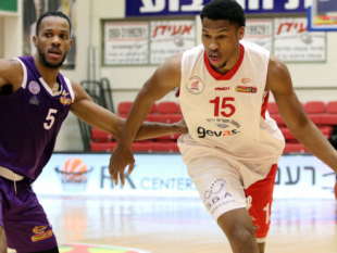 Photo-gallery from the game Hapoel Gilboa Galil - Ironi Nahariya