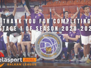 Delasport BIBL: Thank you, Ironi Nahariya!