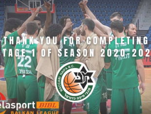 Delasport BIBL: Thank you, Maccabi Haifa!