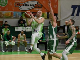 Photo-gallery from the game BC Beroe - KK Ibar