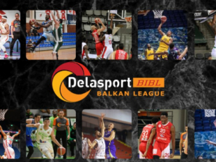 The best pictures in Delasport Balkan League for January