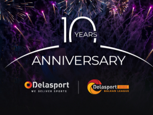 Happy 10th B-day Delasport!