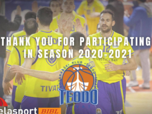 Delasport BIBL: Thank you, KK Teodo!