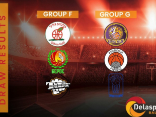 The draw for Stage 2 of Delasport Balkan League has been made