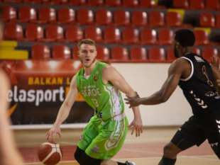 Beroe overcomes a bad start to take an important win in Skopje