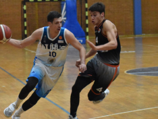 Akademik Plovdiv holds on in Kumanovo after a strong finish