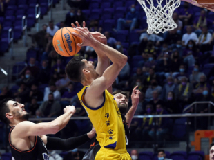 Photo-gallery from the game Hapoel Holon - BC Akademik Plovdiv
