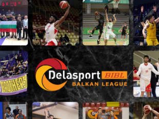 The best pictures in Delasport Balkan League for March
