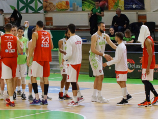 Quotes after the game BC Beroe - Hapoel Gilboa Galil