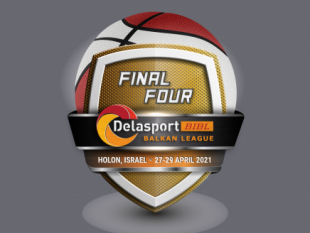 Here is the Official logo of Delasport Balkan League Final 4