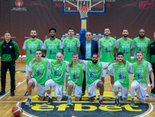 Road to the Final 4: BC Beroe