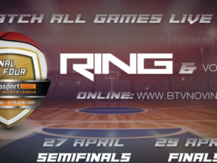 RING Tv to broadcast the final two games of Delasport Balkan League season