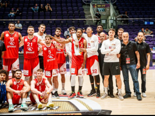 Strong second quarter leads Hapoel Gilboa Galil to 3rd place
