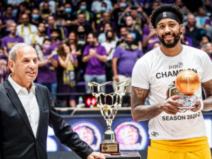 Isaiah Miles is the MVP of Delasport BIBL Final 4