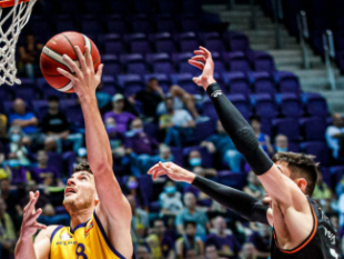 Hapoel Holon's win over Akademik in pictures (gallery)