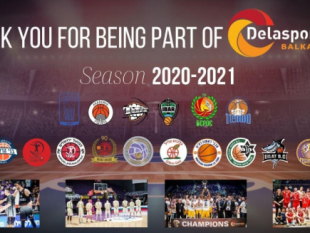 Thank you all for being part of Delasport Balkan League, season 2020/2021