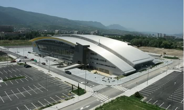 Boris Trajkovski Sports Center, Skopje