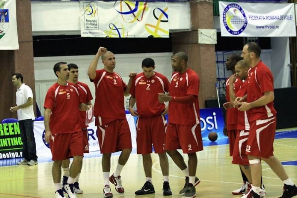 Galil Gilboa won against Torus in Skopje