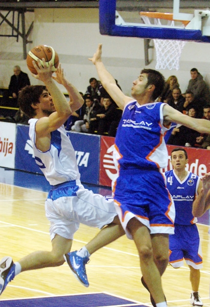 All KK Ulcinj′s games are being officially postponed/cancelled