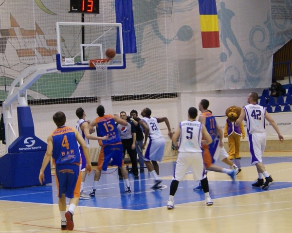 Timisoara finished their BIBL participation with a win