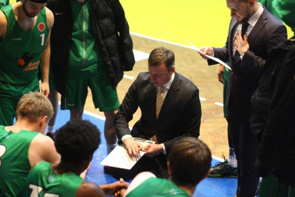 Arnis Vecvagars: Balkan League was a good experience for us