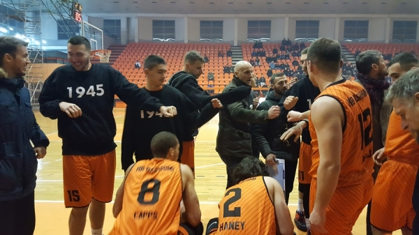 Domestic leagues: Bashkimi fought hard but was eliminated