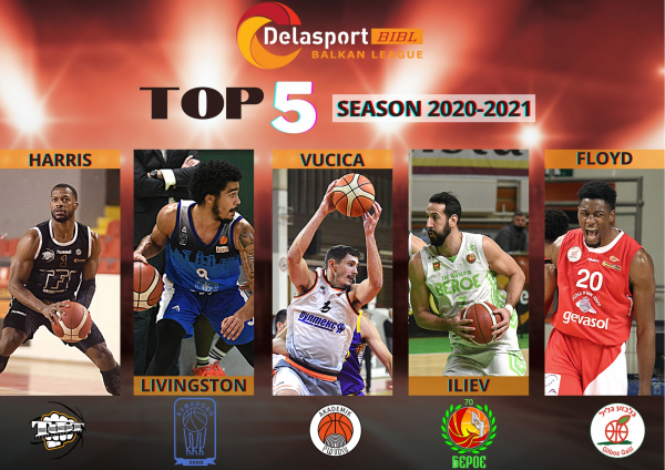 We present: Delasport Balkan League team of the season