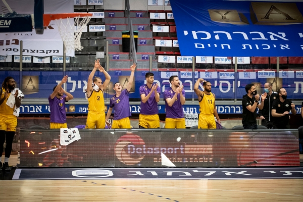 Defense is the key as Hapoel Holon is through to the Second Stage