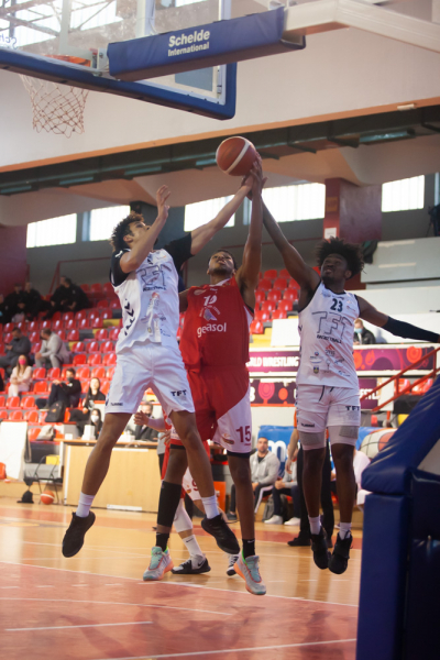 Photo-gallery from the game KK TFT - Hapoel Gilboa Galil