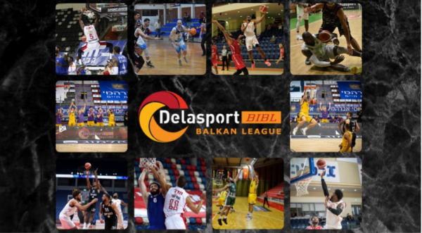 The best pictures in Delasport Balkan League for October