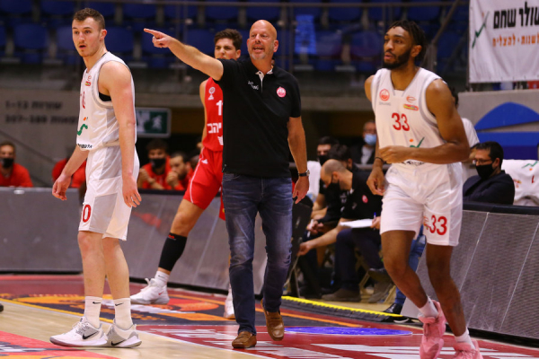 BIBL to Hapoel Be'er Sheva: Thank you for the professional and friendly cooperation