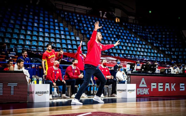 The head coach of Montenegro NT to attend Delasport Balkan League Final 4