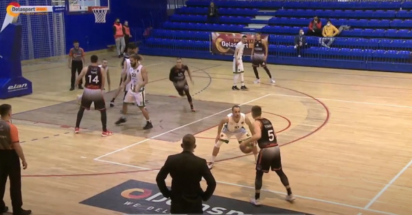 Akademik Plovdiv remains unbeaten in Delasport Balkan League