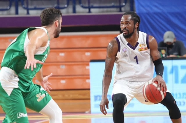 Ironi Nahariya wins a hard fought battle and eliminates Maccabi Haifa