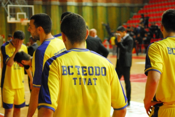 Domestic league: Teodo is through to the semifinal